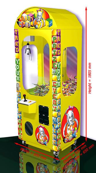 Turbo location de jeux automatiques, louer un jeu automatique cosmic  LZ38