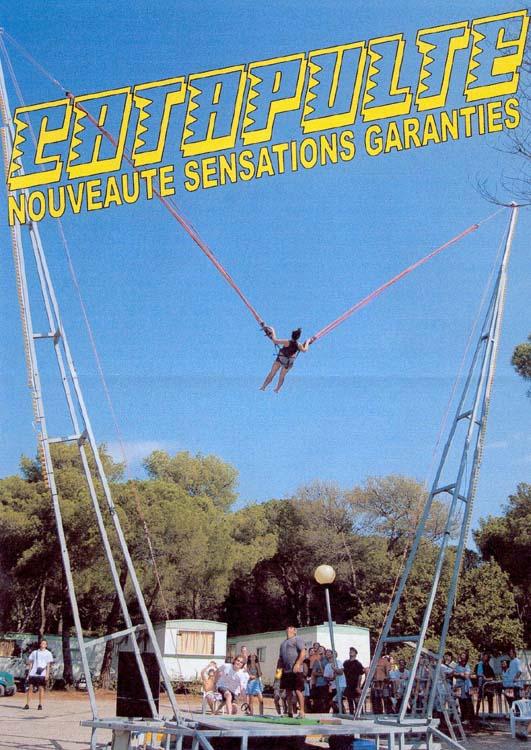 catapulte. REF 0715 - Catapulte